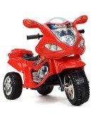 Pojazd elektryczny, na akumulator, motor dla dzieci - CZERWONY
