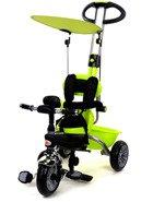Rowerek Trójkołowy PATY BIKE - zielony