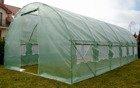 Tunel foliowy ZIELONY z oknami - 9m2 = 450*200*200