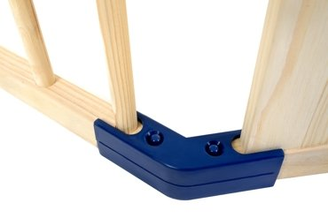 Zagroda 8-elementowa drewniana z bramką