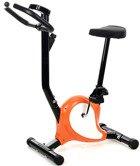 Rower treningowy mechaniczny pomarańczowy