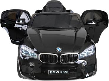 Pojazd akumulatorowy BMW X6 M F16 LIFT 2019 na licencji