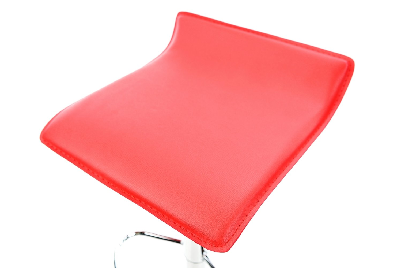 Hoker Barowy Plat Czerwony Fotele I Krzesla Hokery