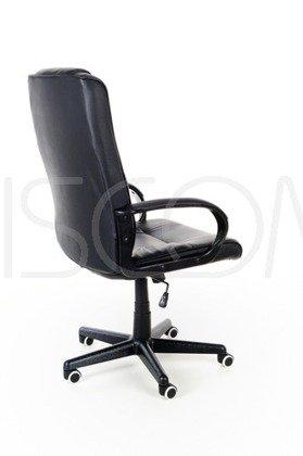Fotel Biurowy ECO KANCLERZ - czarny
