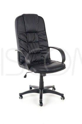 Fotel biurowy ECO BOSS - czarny